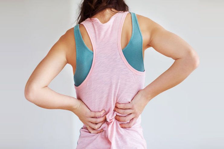 causes of back pain when breathing