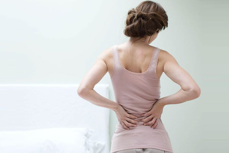 treat pain in back when breathing