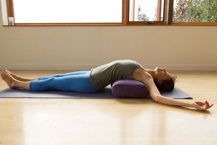 restorative yoga poses reduce stress