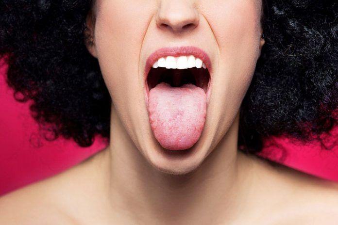 wavy tongue