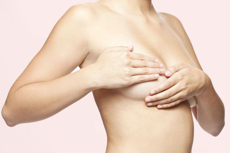remedies for itchy breast