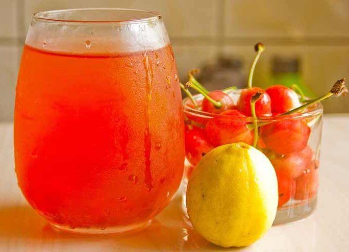 black cherry juice