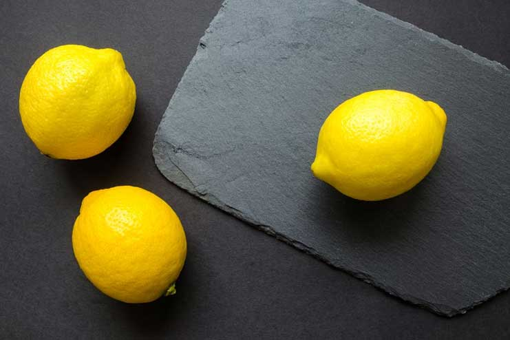 Lemon for Stuff Nose