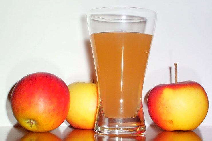 Apple Cider Vinegar for Heat Rash