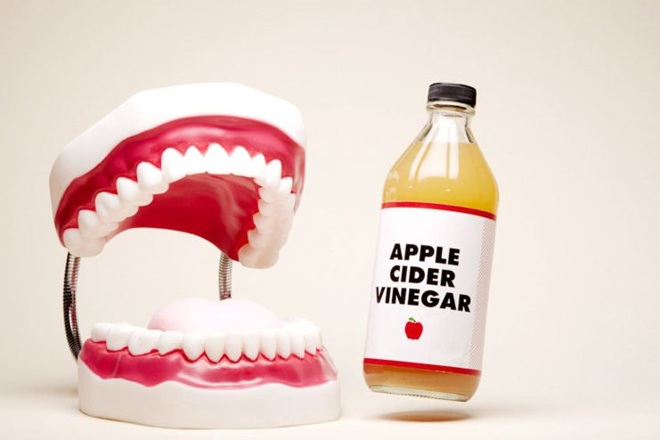 Apple Cider Vinegar for Dry Mouth