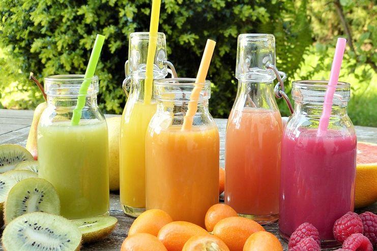Lemon or Orange Juice helps restore hydration