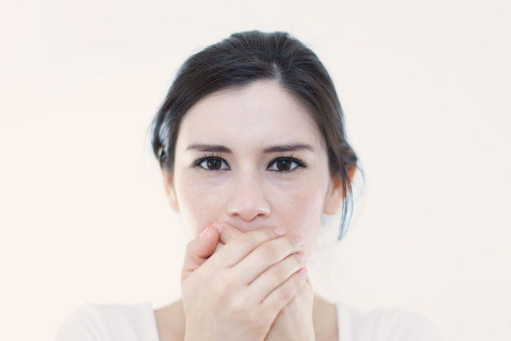 Is mucus in throat a serious health issue