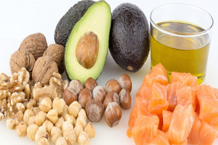 Consume more of good saturated fats