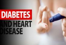 diabetes and heart diseases