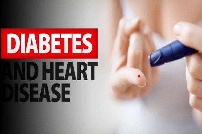 diabetes and heart diseases