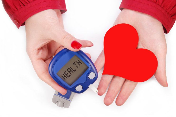 diabetes, stroke and heart diseases link