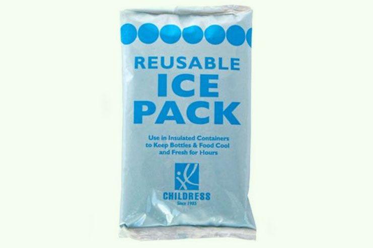 Use ice packs