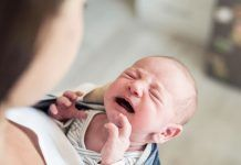 Soothe A Baby With Colic
