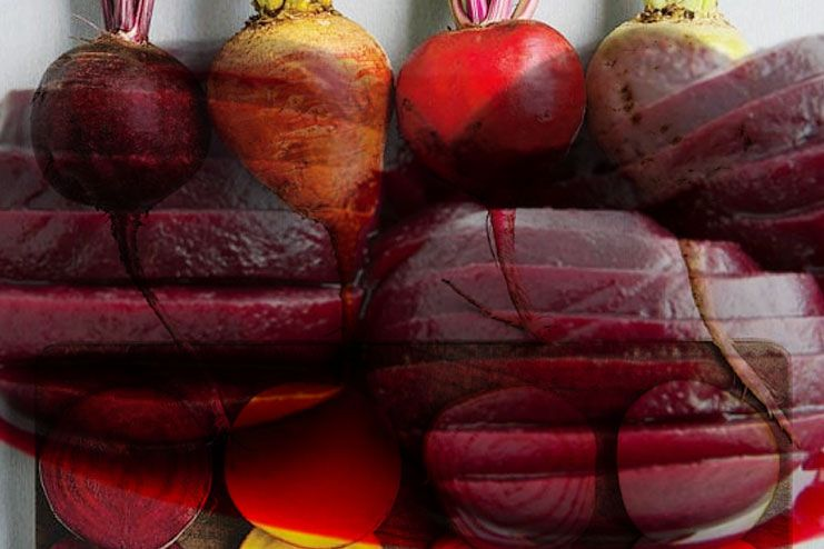 Cook Beetroots-benefits of beetroot