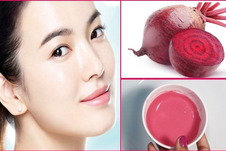 Beetroot for Face-benefits of beetroot