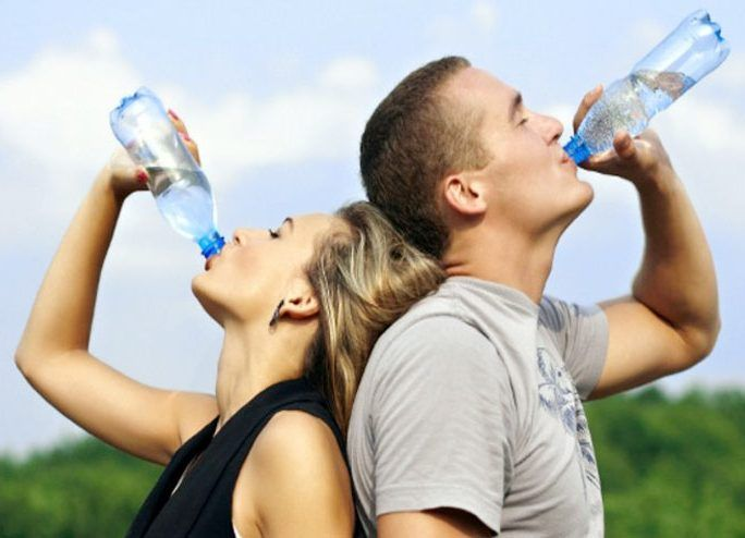 Mineral Water at home