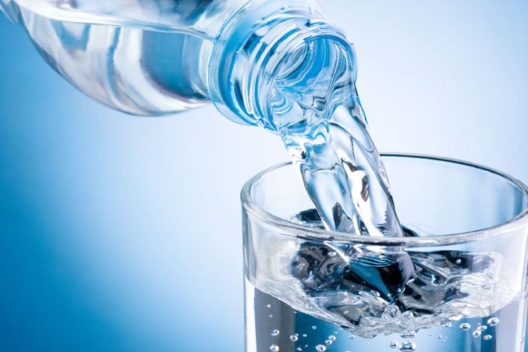 Types Of Mineral Water-Mineral Water at home