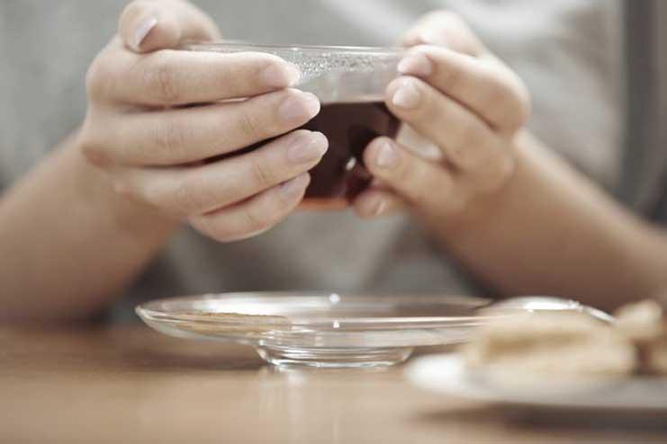 Consume Black Tea