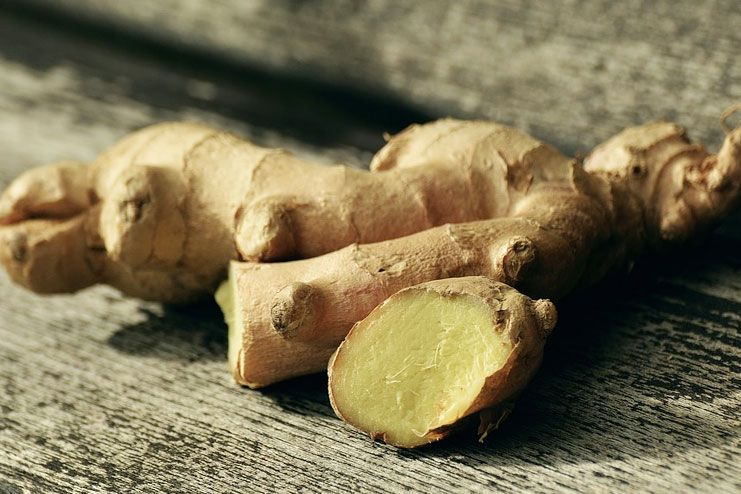 Cystic Acne Treatment-Ginger