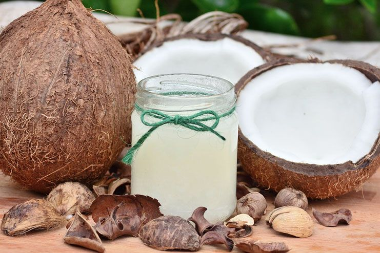 Cystic Acne Treatment-Coconut Oil