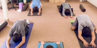 Yoga Stretch Exercises