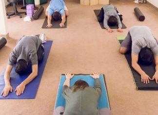 Yoga Stretch Exercises