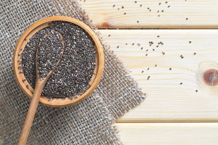 Chai Seeds For Hair Growth