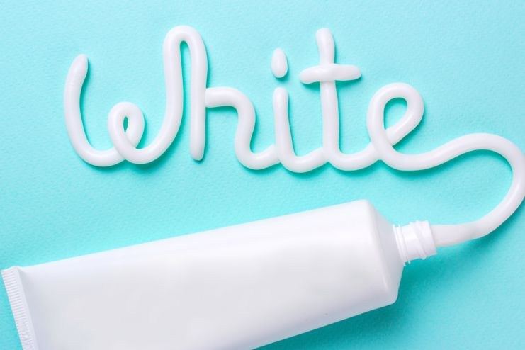 Avoid bleaching toothpaste