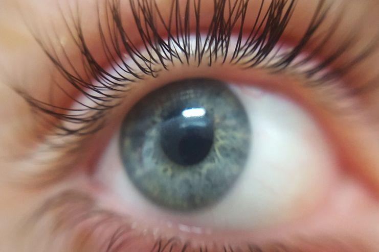 For longer eyelashes