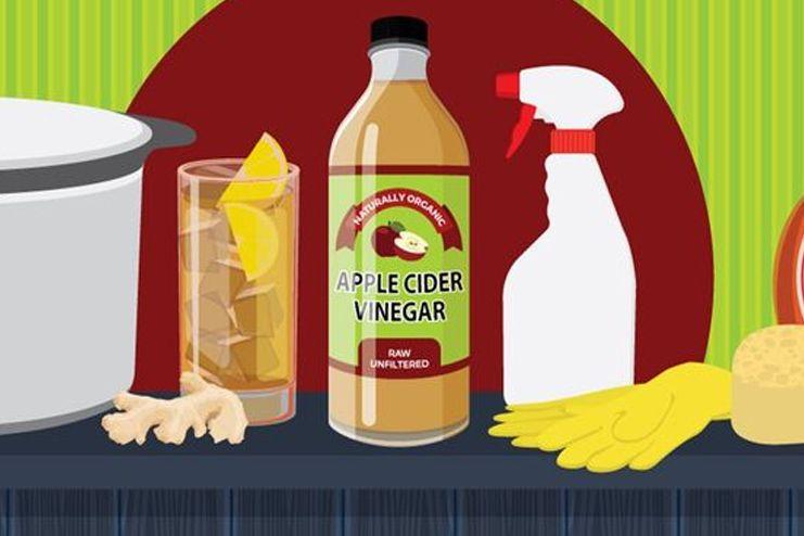 Apple Cider Vinegar for Hangover