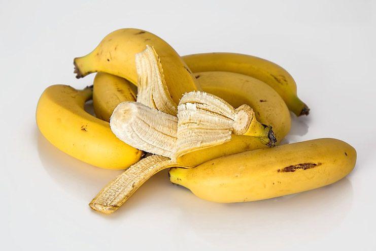 Banana peels nutrition