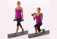 Forward Lunges