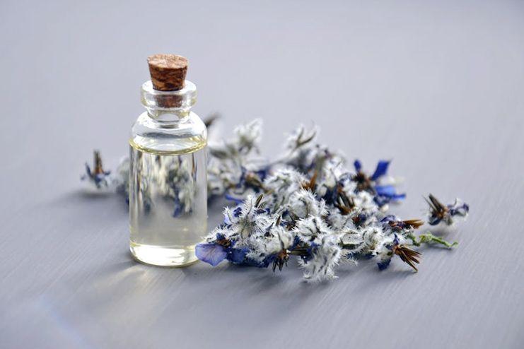 .Lavender Oil