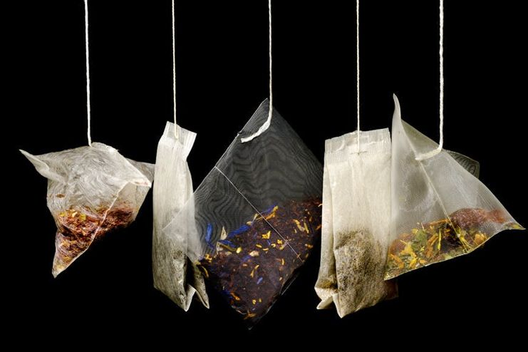 Tea bags for Sebaceous Cyst