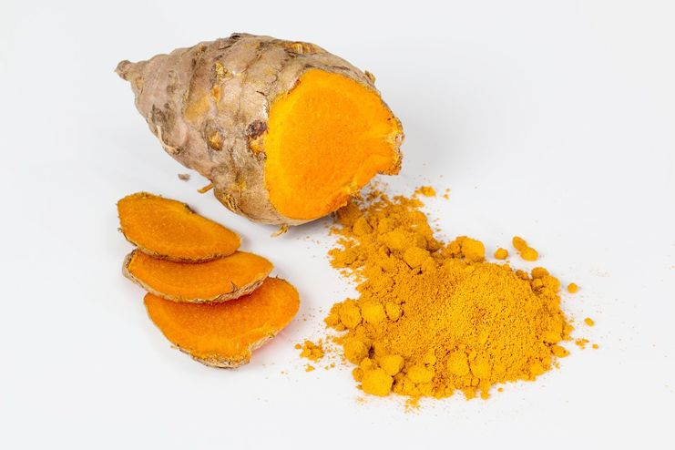 Turmeric for Sebaceous Cyst