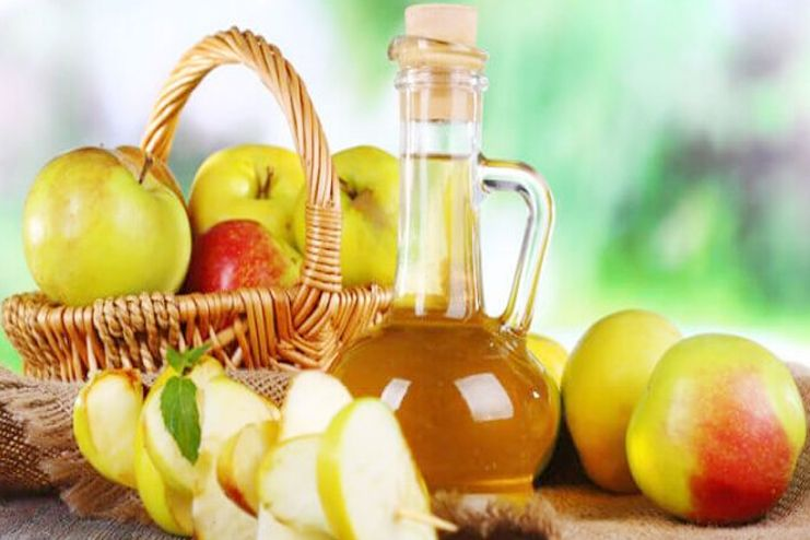 Apple Cider Vinegar for Sour Stomach