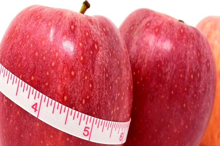 What is the apple diet