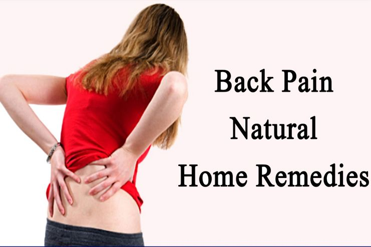 remedies for lower back pain