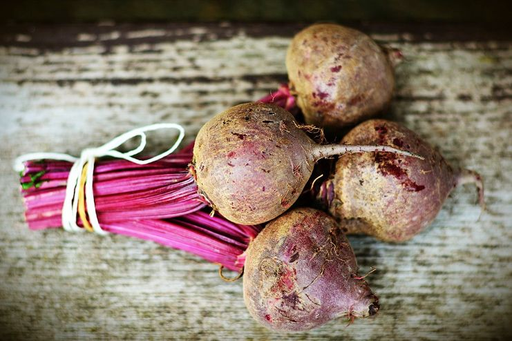 Beets for blood cleansing