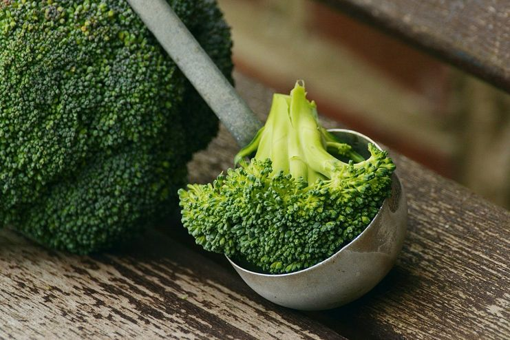 Broccoli for blood cleanse
