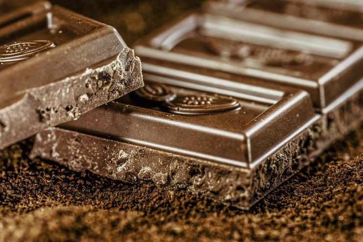 Dark Chocolate to suppress appetite