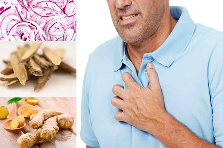 Foods for chest congestion relief