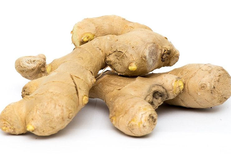 Ginger for blood cleanse