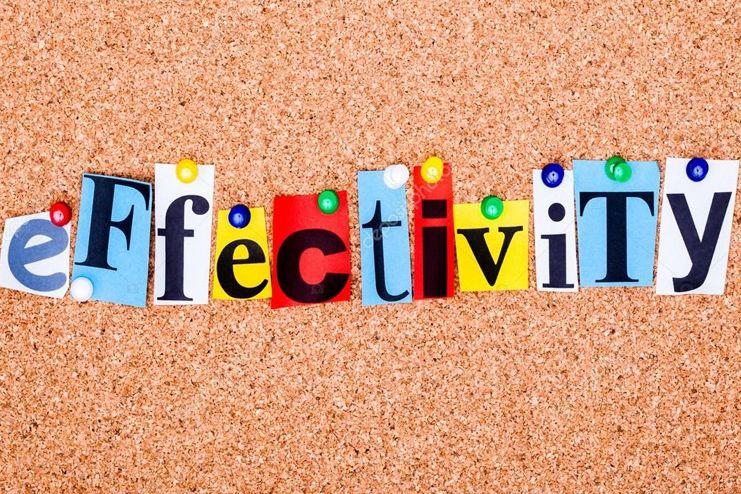 How effective