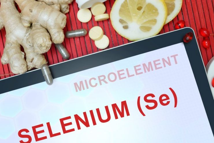 How much selenium