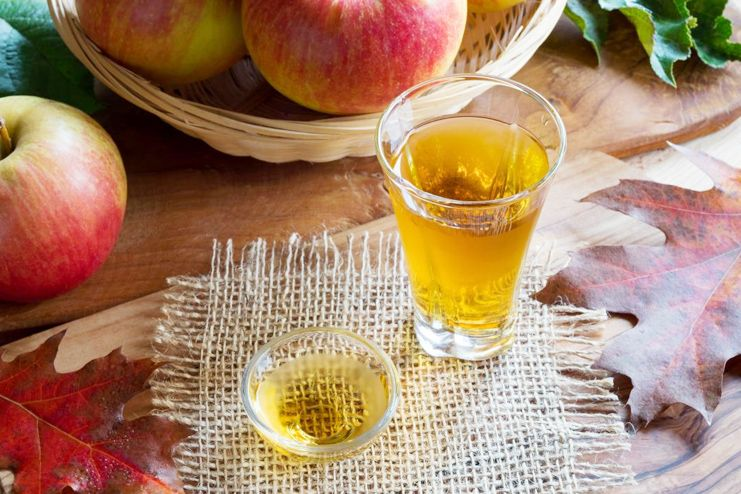 Nutritional value of apple cider vinegar