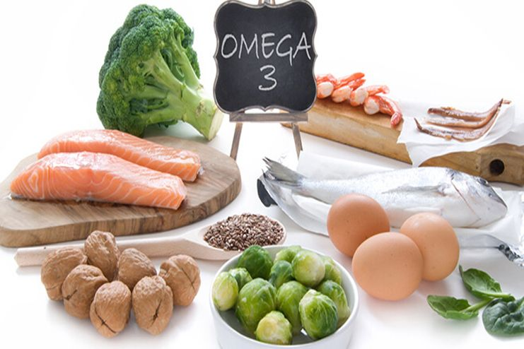 Omega-3 fats to suppress appetite