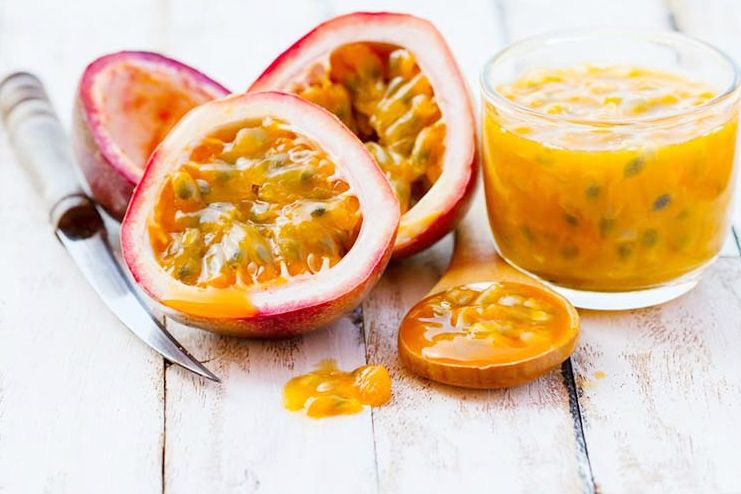 Passion Fruit Nutrition Facts
