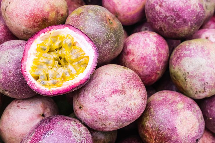 Side-effects of Passion Fruit