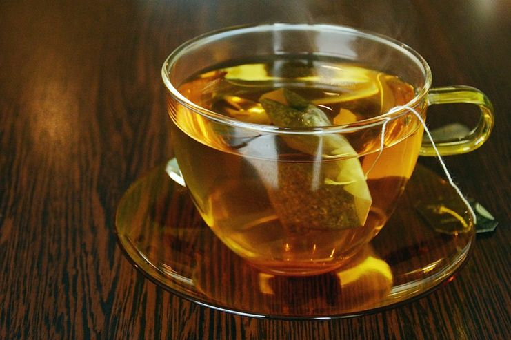 Teas for hot flashes treatment
